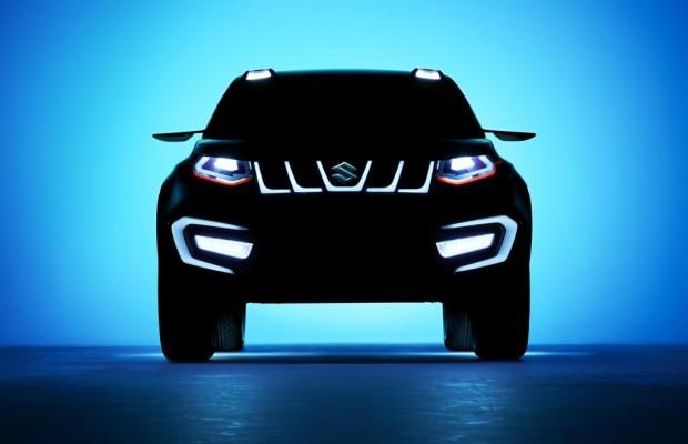 IAA 2013: Suzuki iV-4 Concept - Kompaktes SUV für Frankfurt