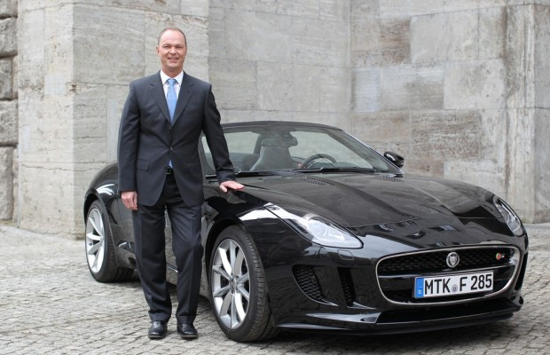 Jaguar Land Rover eröffnet Vertretung in Frankfurt