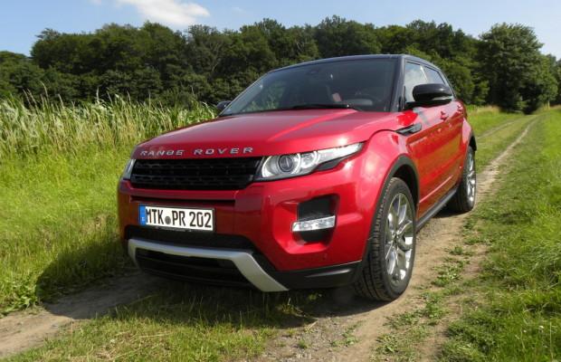 Jaguar und Land Rover erneut mit deutlichem Zulassungsplus