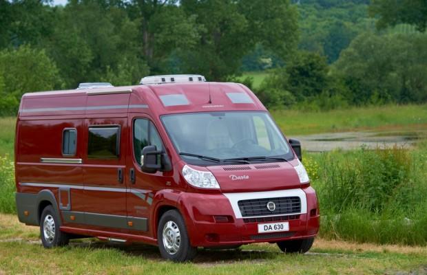 Karmann-Mobil Davis 630: Komfort Campingbus für die Familie