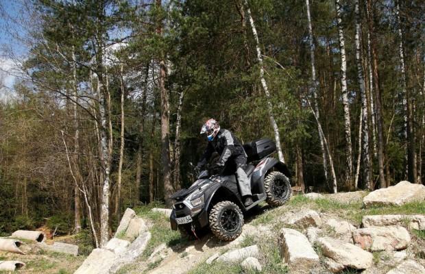 Kymco MXU 700 EXi LoF: Schwere Kavallerie