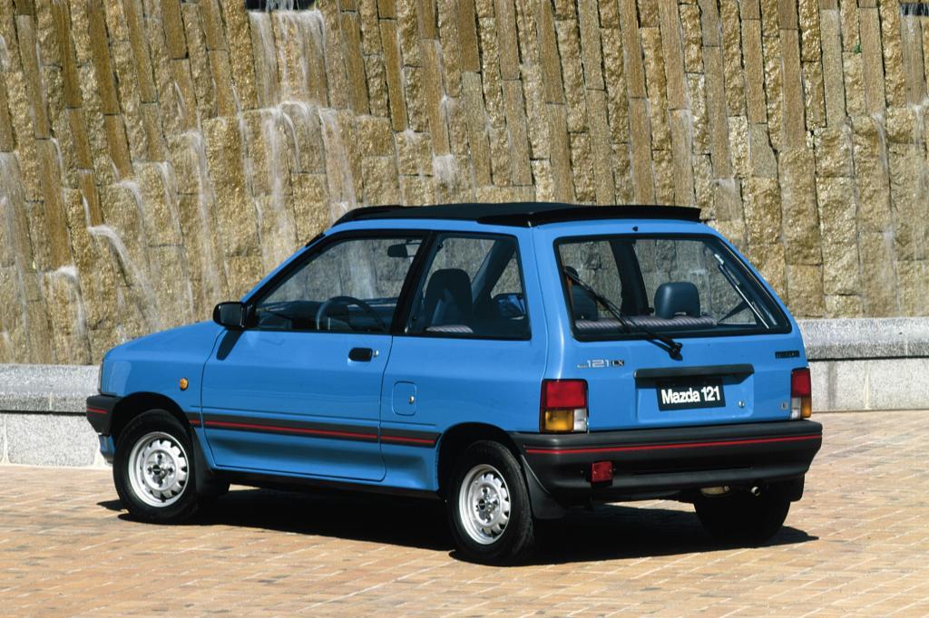 Mazda 121 ab 1988