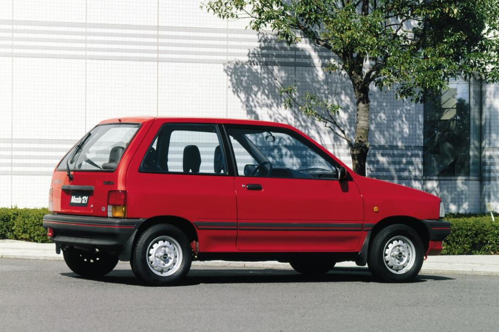 Mazda 121 ab 1989