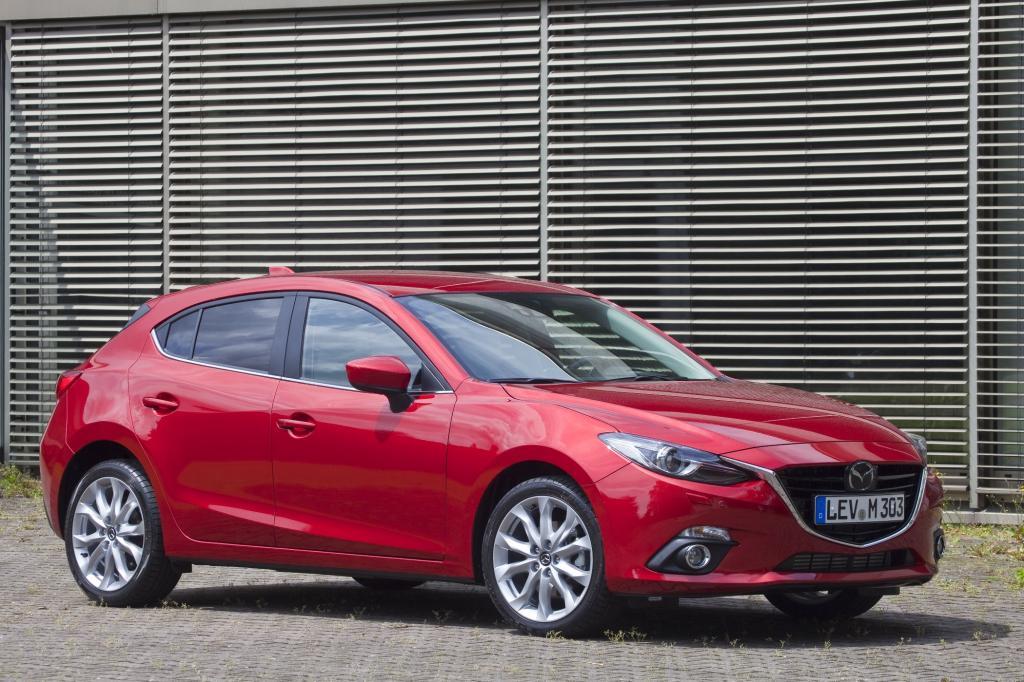 Mazda3 - Schick mit Raumgewinn