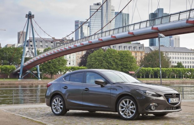 Mazda3 - Stufenloses Stufenheck