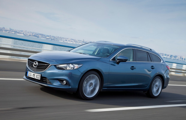Mazda6 hat geringste Betriebskosten laut Schwacke