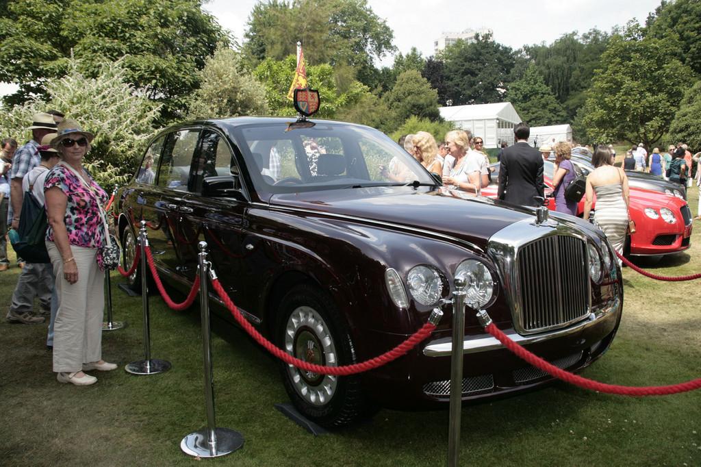Mehr als Hofklatsch: Ein Insider plaudert übers Auto der Queen