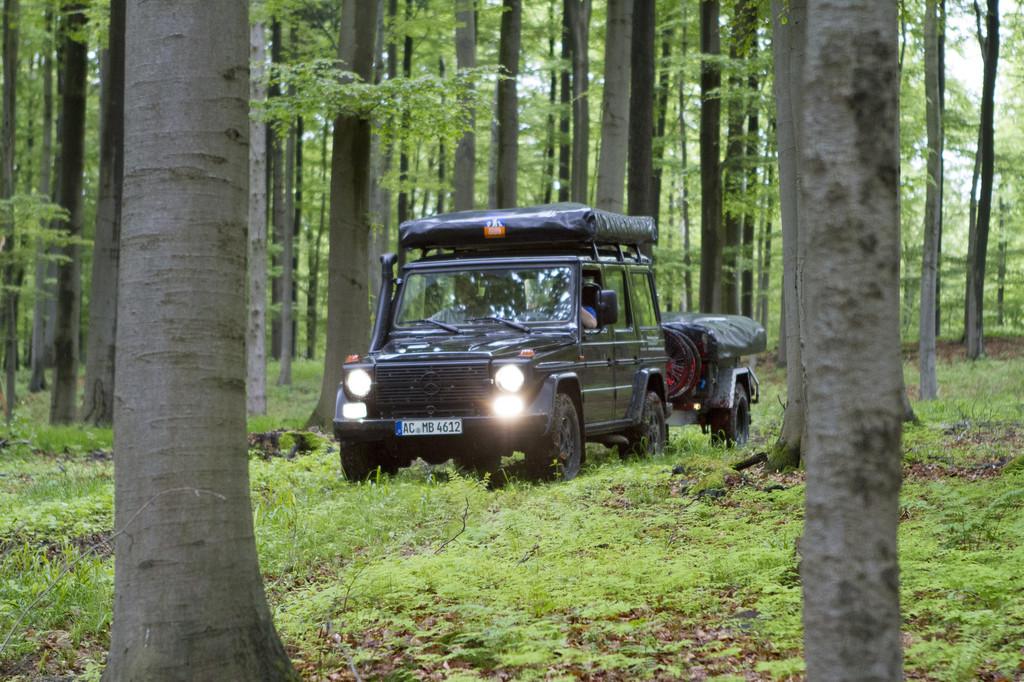 Mercedes-Benz G300 mit