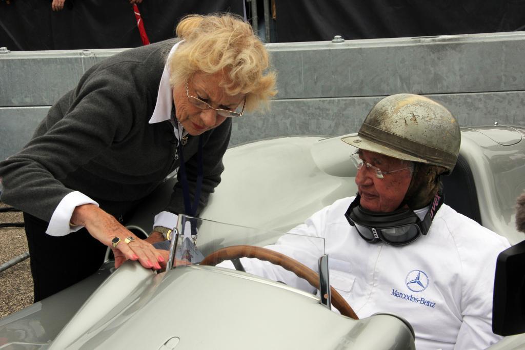 Mercedes-Benz Hauptsponsor der Classic Days Schloss Dyck