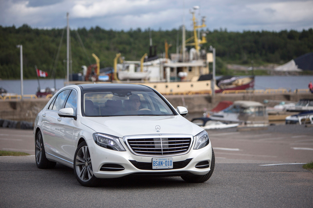 Mercedes-Benz S-Klasse ab 20. Juli beim Händler