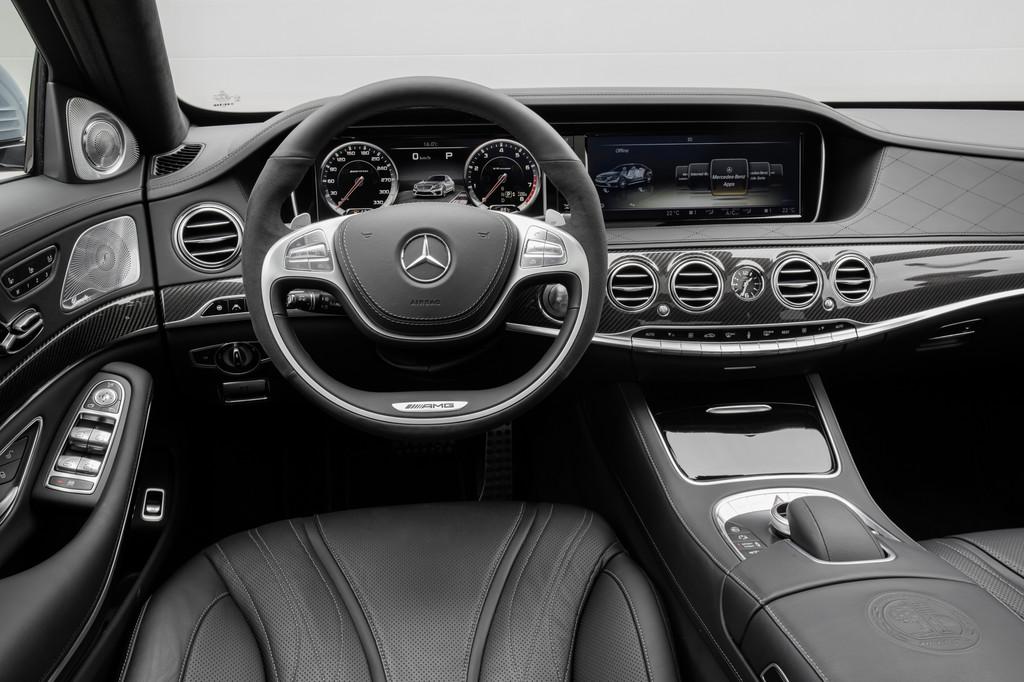 Mercedes-Benz präsentiert S 63 AMG