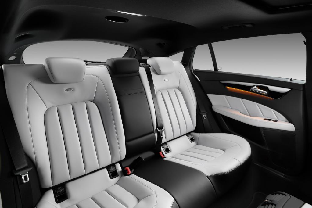 Mercedes CLS 250 CDI Shooting Brake: Schöner Fahren