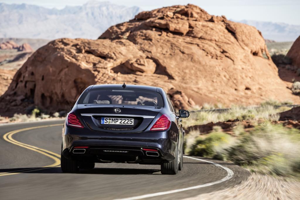 Mercedes S-Klasse - Wenn Geld keine Rolle spielt