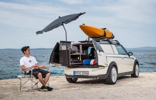 Mini Camping-Mobile - Platz ist in der kleinsten Hütte
