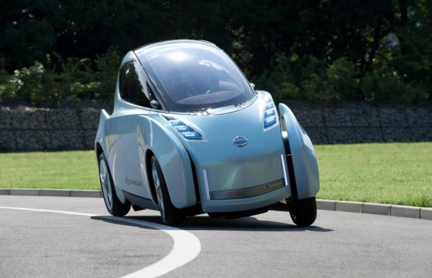 Mini-Elektromobil für die City - Nissan plant Twizy-Konkurrenten