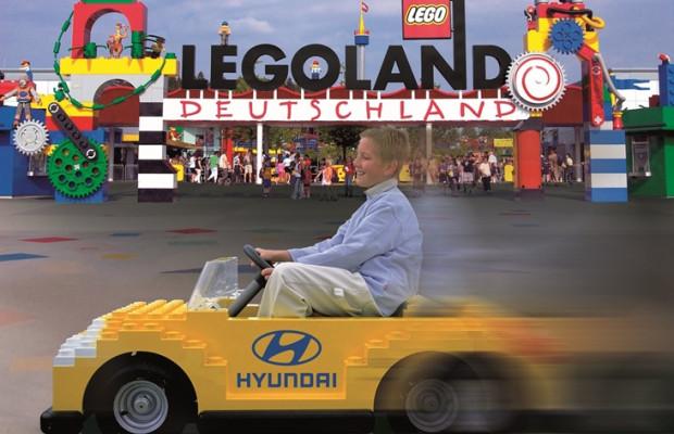 Mit Hyundai freien Eintritt ins Legoland
