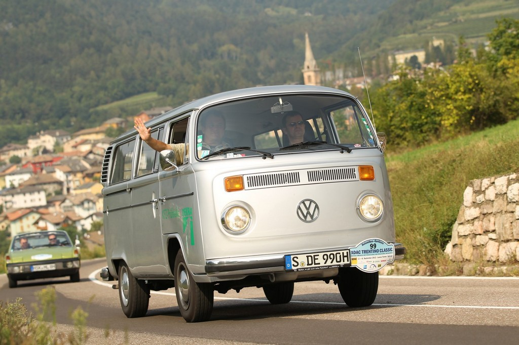 Mit dem Oldtimer durch die Dolomiten wandern
