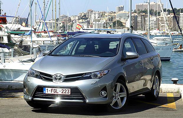 Mit mehr Nutzwert: Toyota liefert neuen Auris Touring Sports noch ab Mitte Juli aus