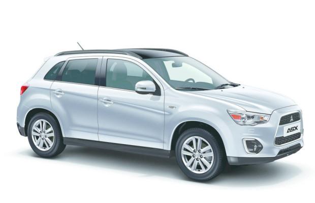 Mitsubishi baut ASX jetzt auch in Brasilien