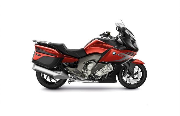 Modellpflege für Jahrgang 2014 bei BMW-Motorrädern