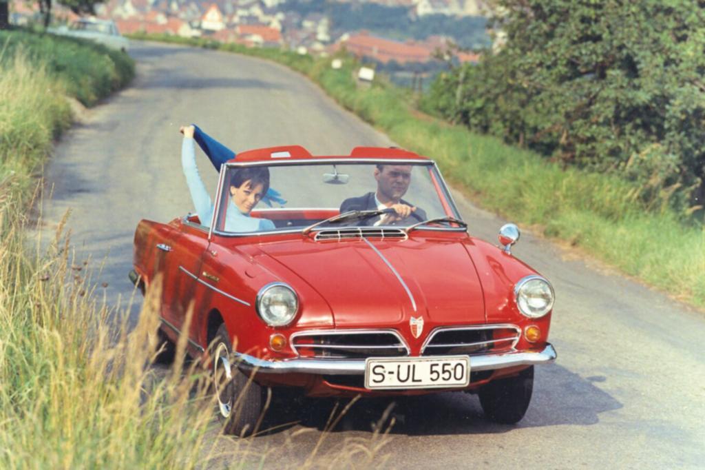 NSU Wankel Spider ab 1963
