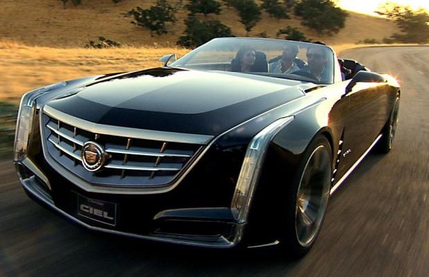 Neue Cadillac Oberklasse-Limousine