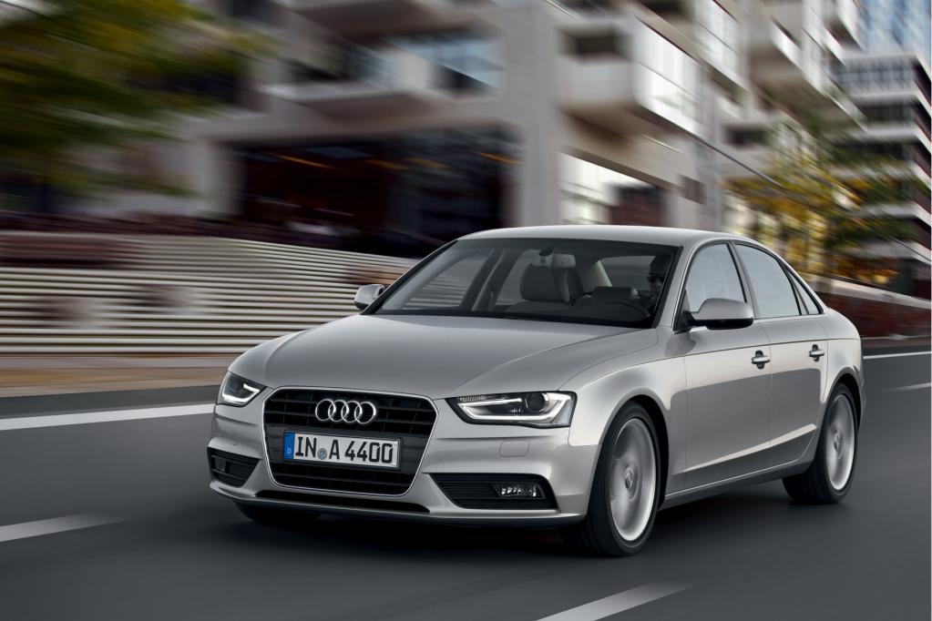 Neuer Audi A4 startet im März 2015