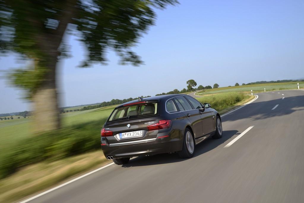 Neuer BMW 5er ab 20. Juli 2013 beim Händler