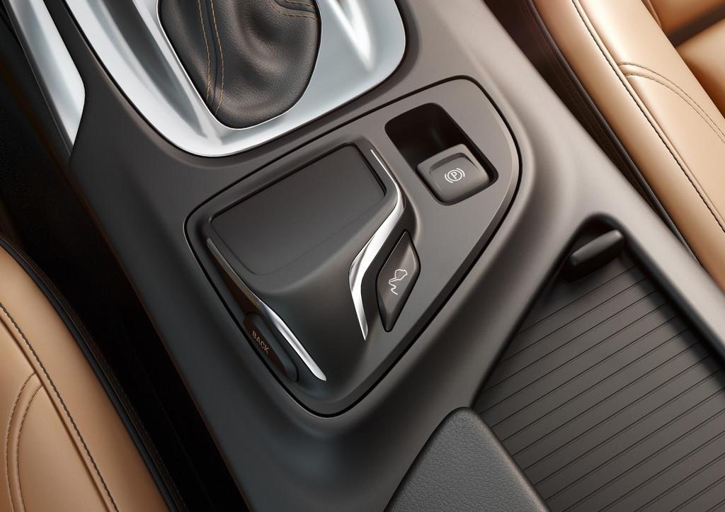 Neuer Opel Insignia liest auch Fingerzeichen