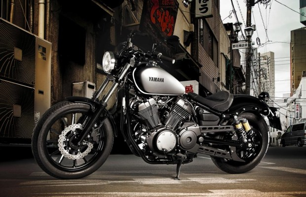 Neues Naked-Bike Yamaha XV950 ab Oktober