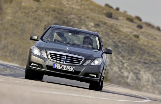 Neungang-Automatik von Mercedes - Zwei Stufen nach vorn