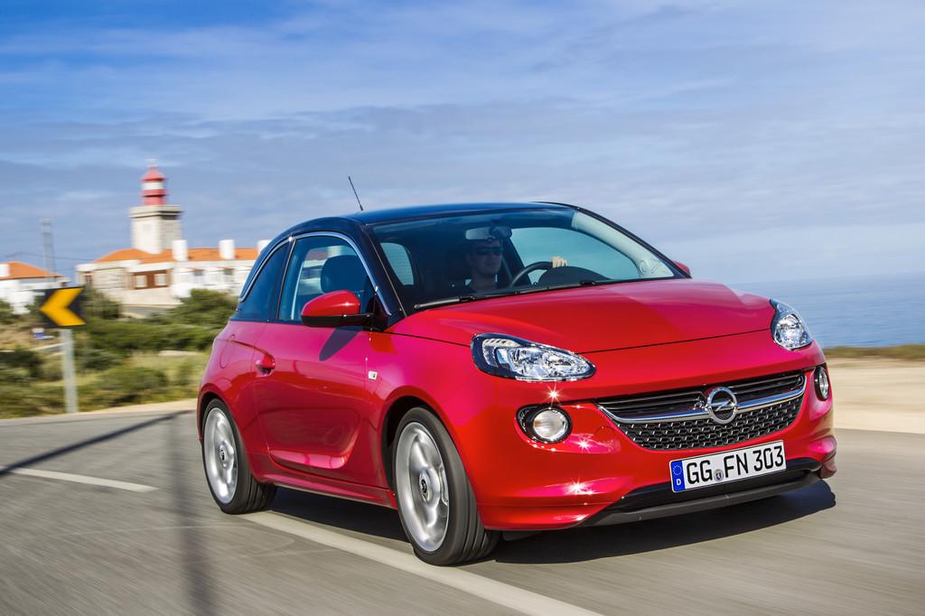 Opel Adam verfügt über IntelliLink