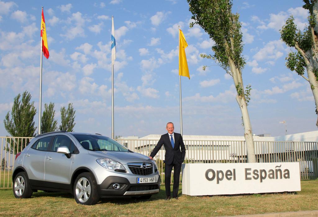 Opel Mokka reift in Zukunft unter spanischer Sonne