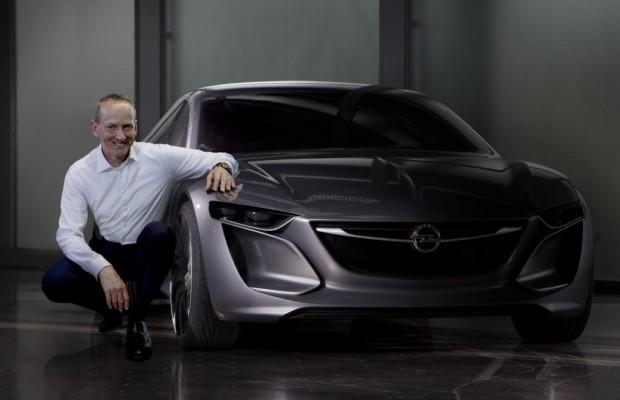 Opel Monza-Concept?é-Tradition für den Weg in die Zukunft