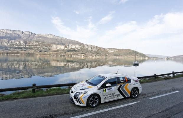 Opel startet beim Osnabrücker Bergrennen