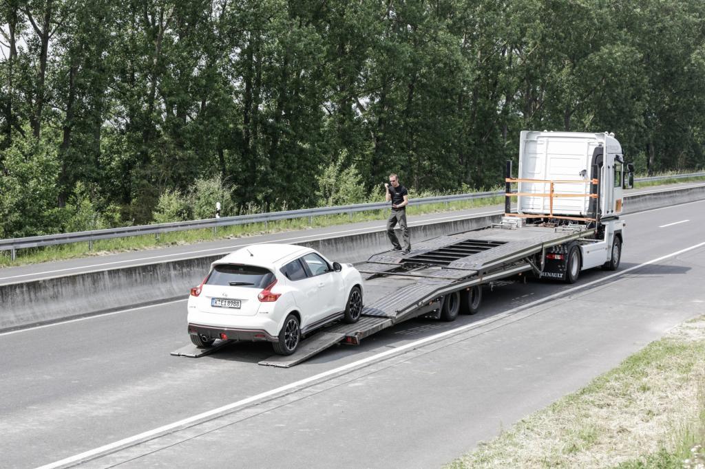 Panorama: Erst denken, dann lenken - Fahren wie ein Stuntman