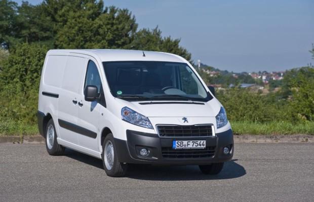 Peugeot-Nutzfahrzeuge als Existenzgründerförderung