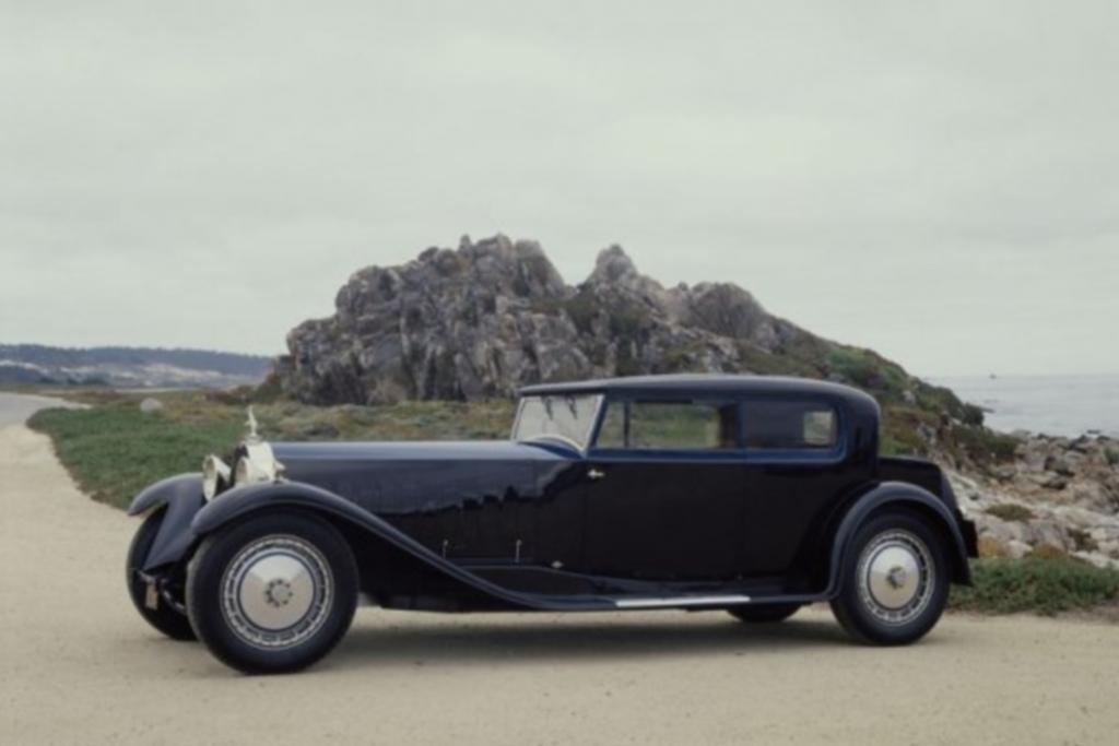 Platz 10: Bugatti Royale Kellner Coupé aus dem Jahr 1931, Auktionspreis 9,7 Mio Dollar