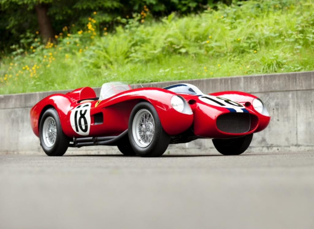 Platz 2: Ferrari 250 Testa Rossa aus dem Jahr 1957, Auktionspreis 16,4 Millionen Dollar