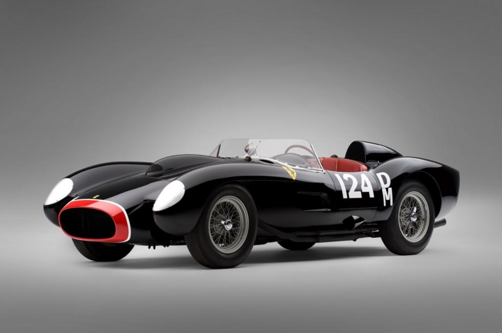Platz 4: Ferrari 250 Testa Rossa aus dem Jahr 1957, Auktionspreis 12,2 Mio Dollar