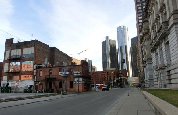 Pleite in Detroit - Von der Wiege zur Bahre