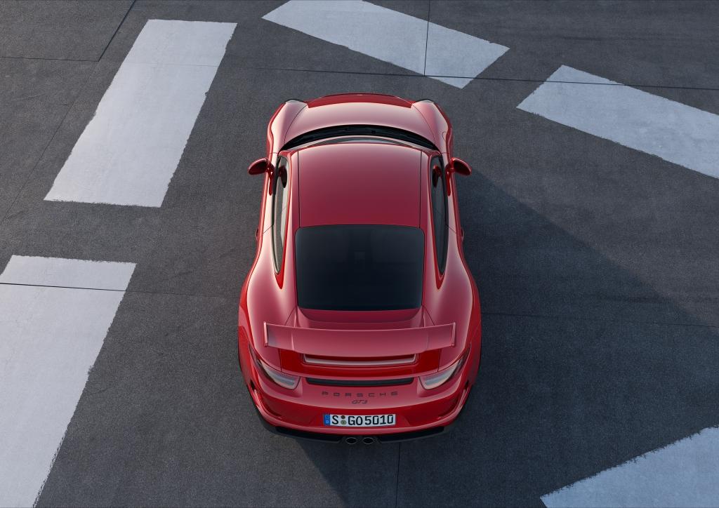 Porsche 911 GT3: Für die Straße zu schade