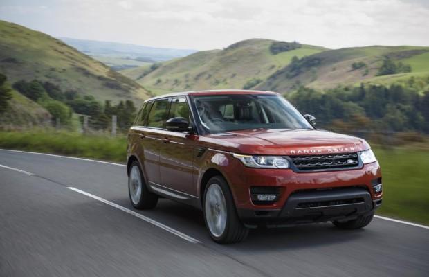 Range Rover Sport - Der kann auch schmutzig
