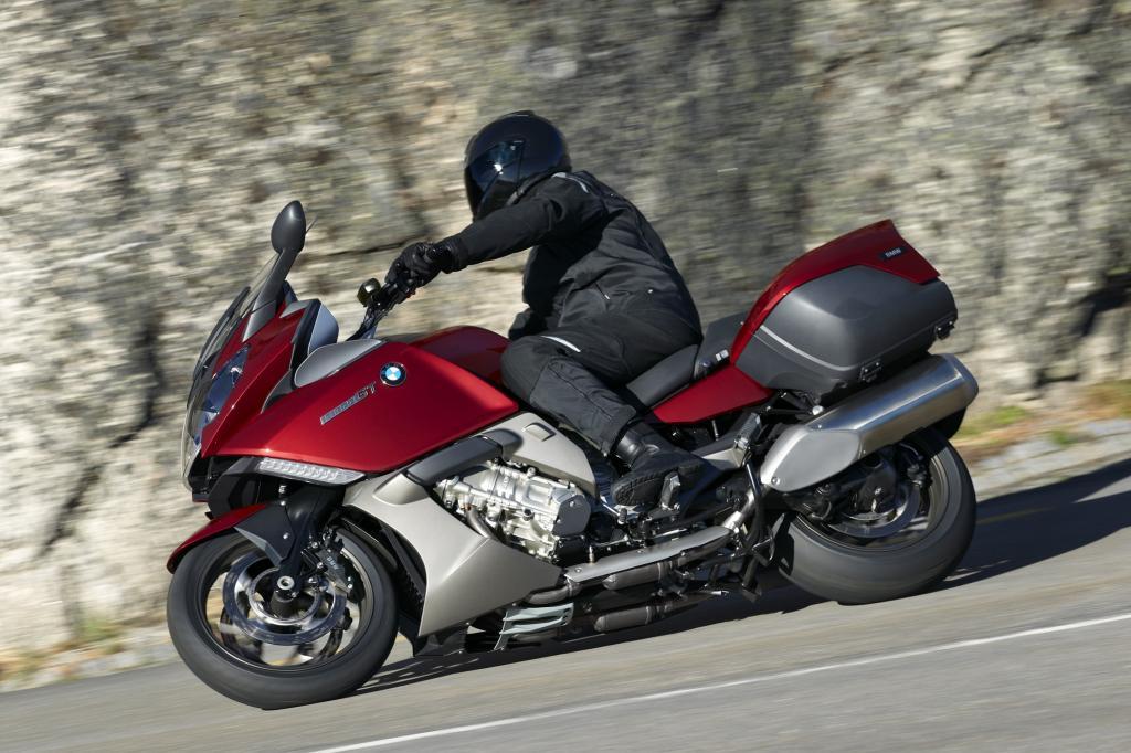 Reisebikes von BMW, Triumph und Kawasaki - Vier für die große Tour