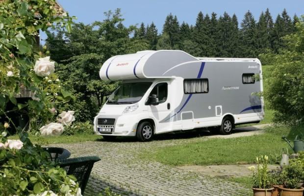 Reisemobile ziehen die Branche