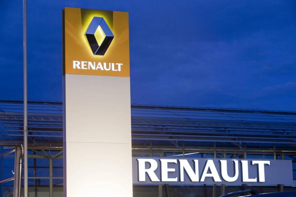 Renault verbucht Verlust