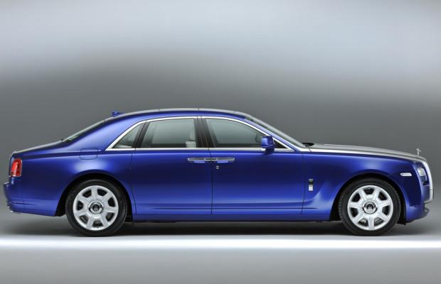 Rolls-Royce Ghost und Drophead Coupé: Fast alles einzigartig