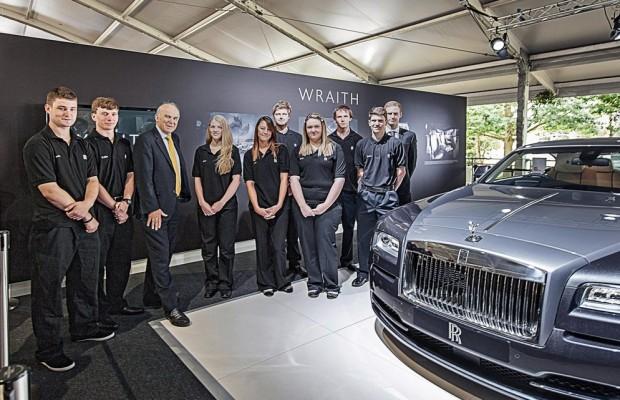 Rolls-Royce schafft über 100 neue Stellen