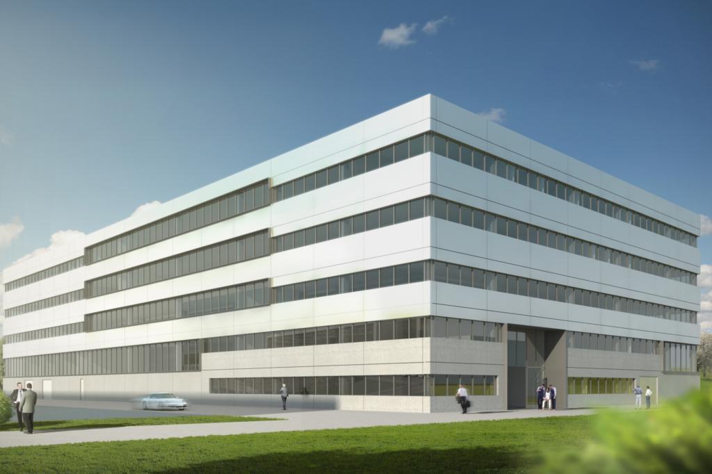 Rund 500 Ingenieure und Entwickler arbeiten heute im Porsche Elektronik-Integrationszentrum in Weissach