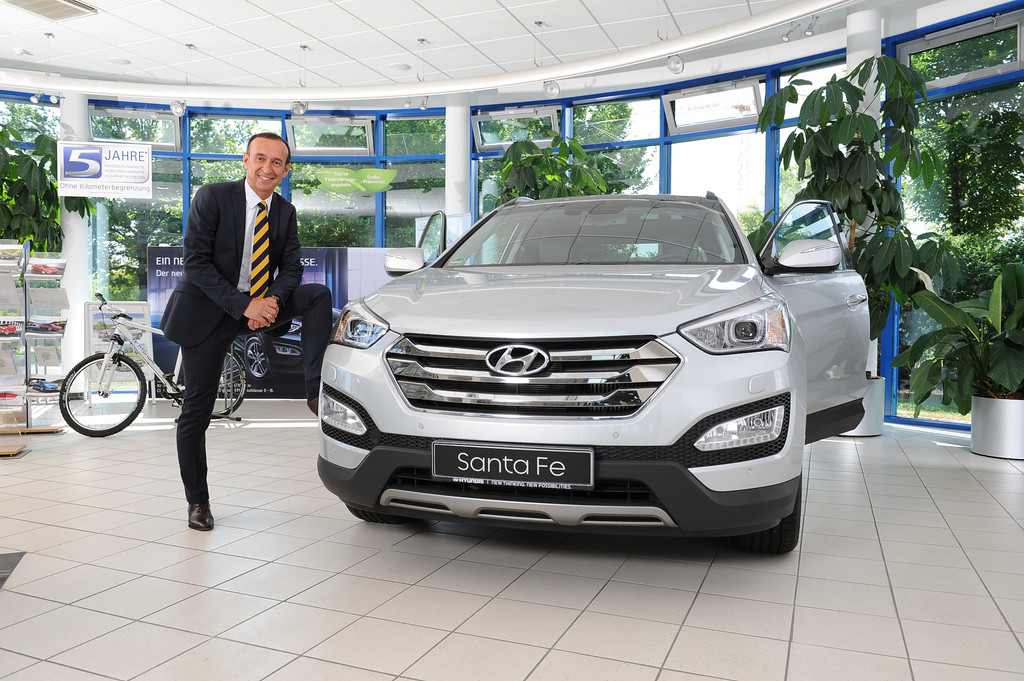 Sir leitet Marketing-Kommunikation bei Hyundai
